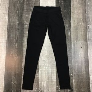 ClimateRight by Cuddl Duds Black Thermal Leggings